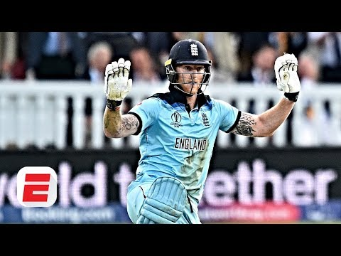 Was Ben Stokes' innings vs. New Zealand the best of the tournament? | Cricket World Cup