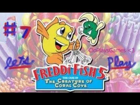 Freddi Fish 5: The Case of the Creature of Coral Cove P (7) |