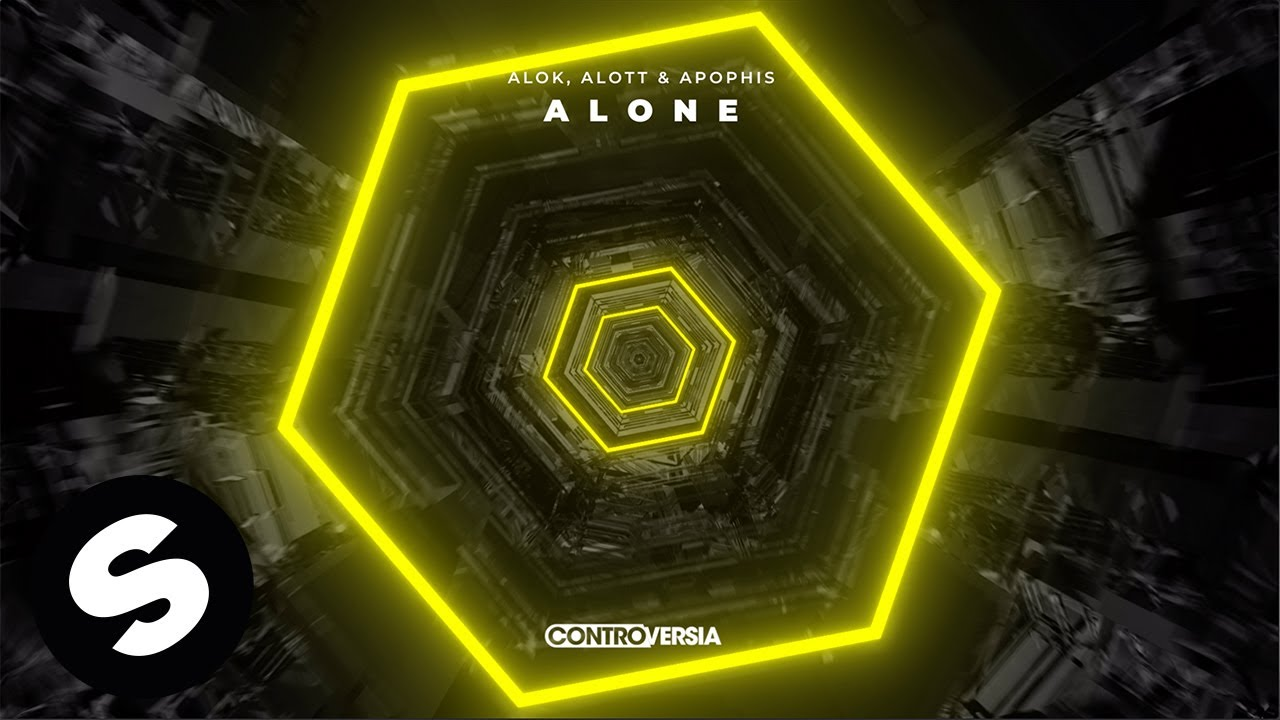 DOWNLOAD Alok, ALOTT & Apophis – Alone (Official Audio) Mp3 song