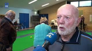 Koersbalclub de Dante Ommen - Jaap en Gerrie Lubberink 50 jaar getrouwd