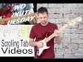 Hank Marvin & The Shadows - Scrolling Tab Videos