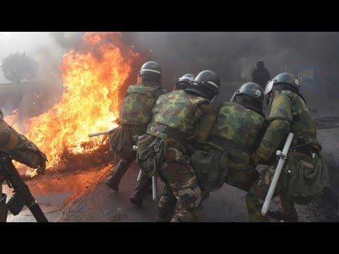 بوليفيا: مقتل خمسة من أنصار موراليس والرئيسة المؤقتة تهدد بمحاكمته  - نشر قبل 25 دقيقة