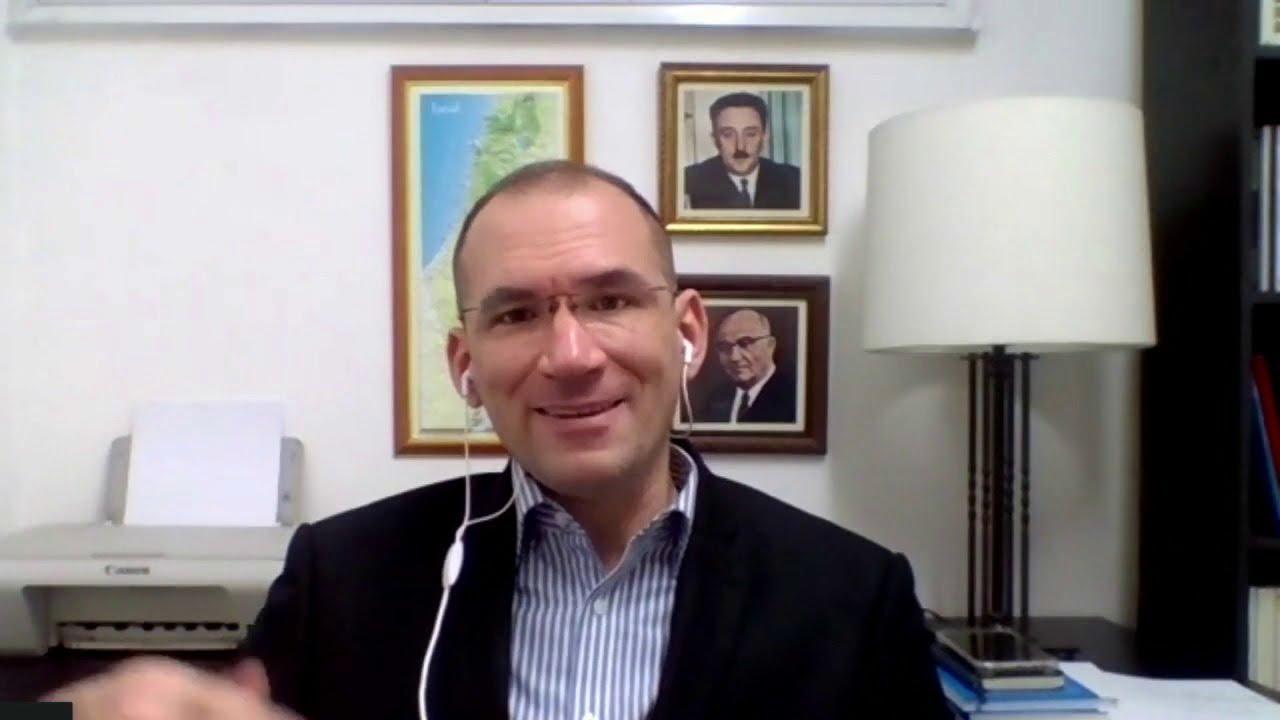 Israël -Iran : vers l'affrontement ? - IMO#125