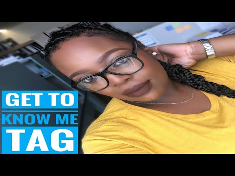 Get To Know Me Tag |Jew Jew|