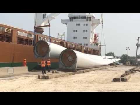 Logistics Plus Inc. - Coordinates Project Cargo at Port of Monroe