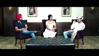 Ammy virk | sonam bajwa | nikka zaildar | full interview | tashan da peg