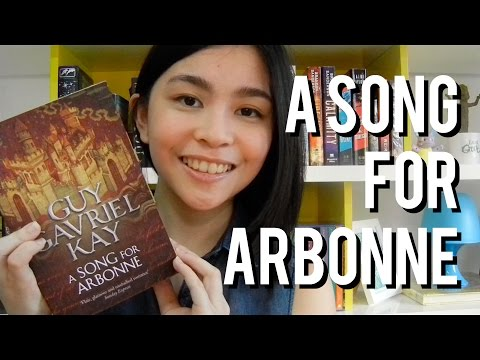 A Song for Arbonne SpoilerFree Book Review