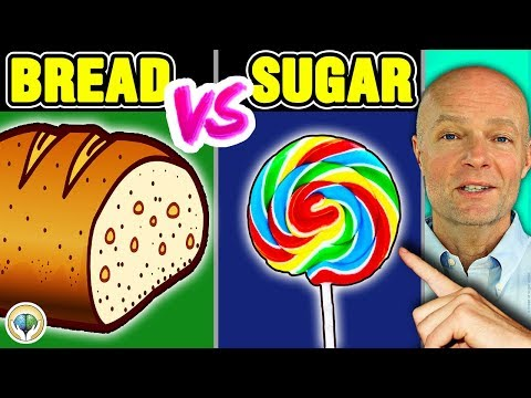 Which is Better For Your Health: Bread or Sugar? thumbnail
