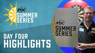 NINE-DARTER! | PDC Summer Series Highlights | Day Four