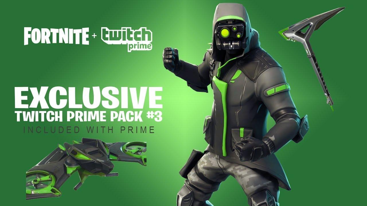 Twitch Prime Fortnite 2019 Fortnite Free Honor Guard
