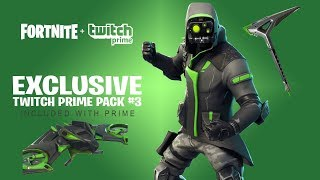 FORTNITE NEW LEAKED TWITCH PRIME PACK!? LAST STREAM BEFORE I LEAVE FOR THE US!
