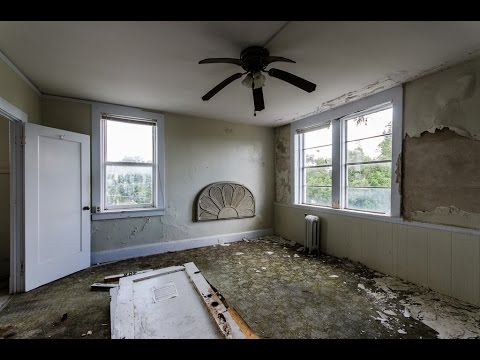 Abandoned Haunted 1920s Putnam Hotel In Deland Fl Youtube