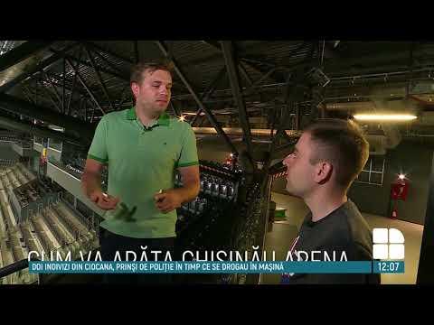 Povestea Sălii Polivalente Din Cluj -  Napoca
