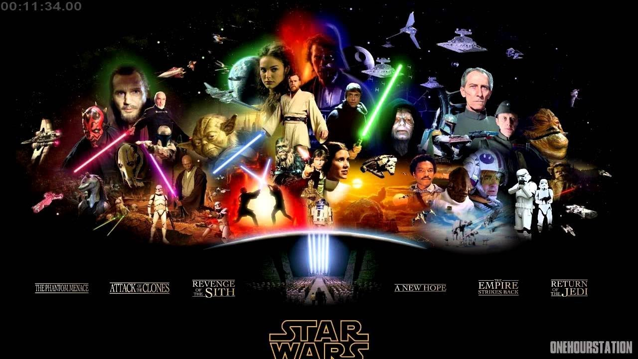 Best Star Wars Music By John Williams 10 Hours Youtube