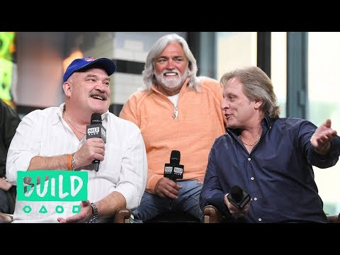 Sig Hansen, Wild Bill, Keith Colburn, Jake Anderson & Josh Harris On Discoverys Deadliest Catch