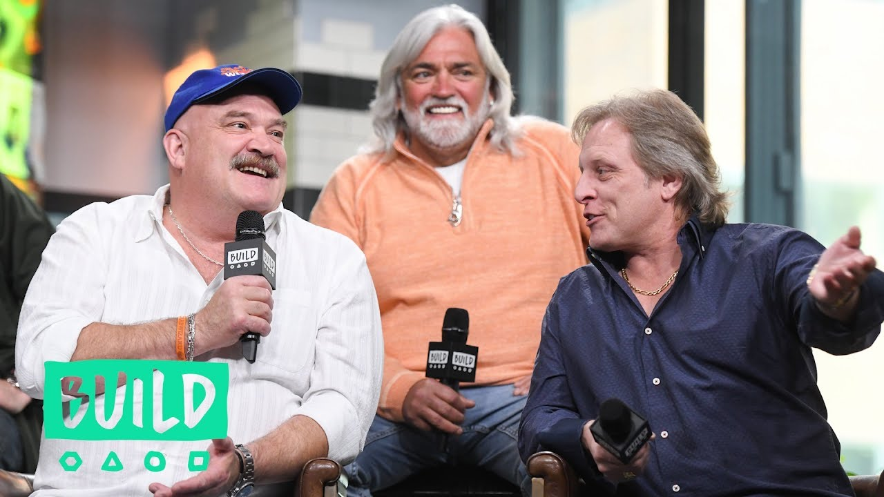 Sig Hansen Wild Bill Keith Colburn Jake Anderson Josh Harris On Discovery S Deadliest Catch