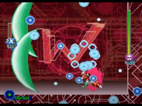 Megaman X5 Awakened Zero Genmurei Youtube
