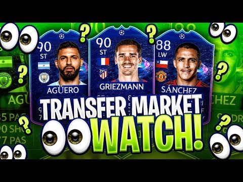 WHEN IS THE CRASH? THURSDAY REBOUNDS? - MARKET WATCH - FIFA 19 Ultimate Team