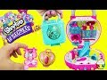 Shopkins Lil Secrets Tiny Shoppies Lockets Secret Map Scratch Off Worlds