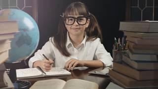 Осень школьные года Видео клип