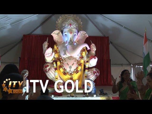 Ganesh Festival Presented by Suhag Mehta - Bellerose NY