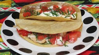 Easy Grilled Chicken Tacos Recipe