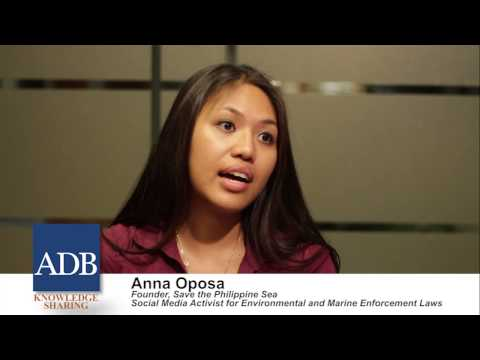 Sustainable Asia Leadership Program: Anna Oposa