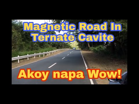 Amazing Magnetic Road! (Ternate-Pico De Loro Road) Car Test: Totoo Nga! See for yourself.