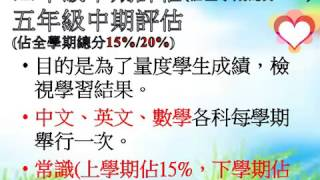 Publication Date: 2017-01-05 | Video Title: 中華基督教會協和小學課程和評估的政策