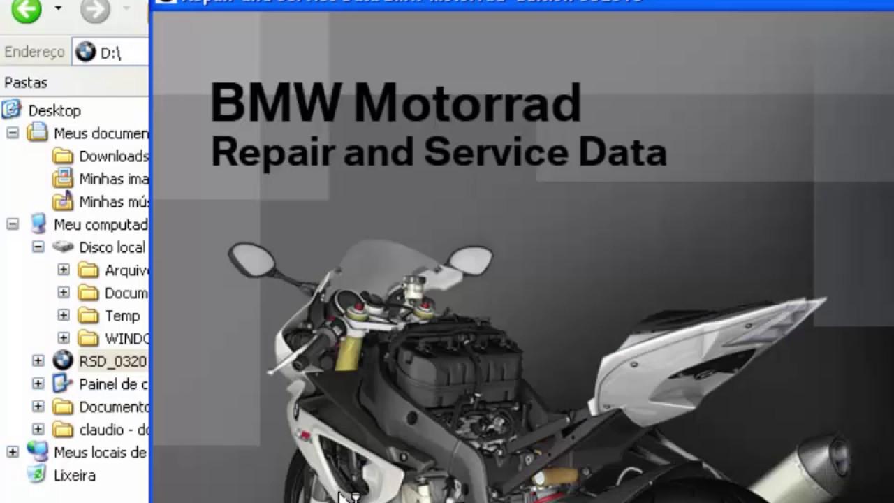 bmw k 1200 rs gt service repair manual instant download