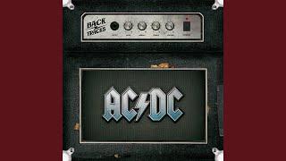 Back In Black (Live Capital Center, Landover MD, Dec. 21, 1981)