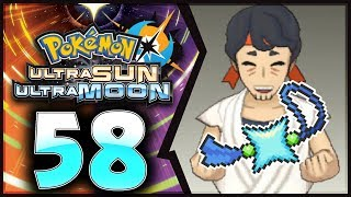 Pokemon Ultra Sun and Moon: Part 58 - SHINY CHARM! [Post-Game 100% Walkthrough]