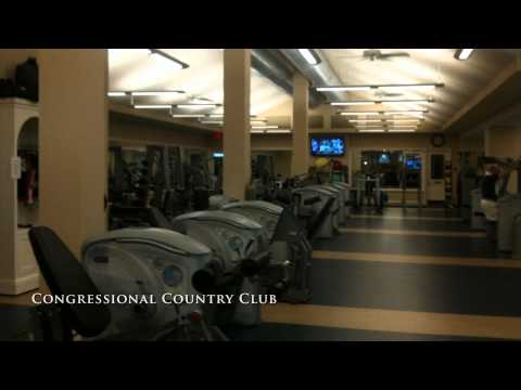 Washington Golf and Country Club Fitness Center Project