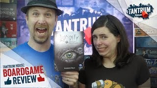 Lucidity Board Game Review