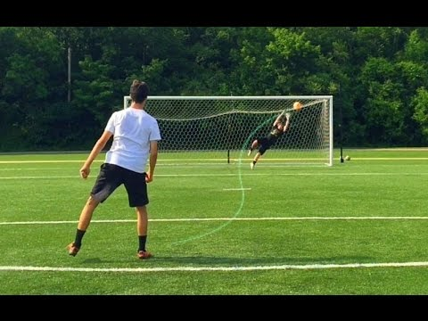 Goal! Perfecting RONALDO - Knuckleball