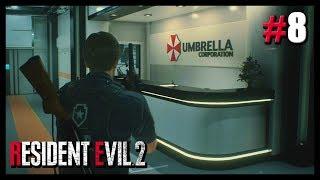 LE LABORATOIRE D'UMBRELLA (Resident Evil 2 / Léon #8) [FR]