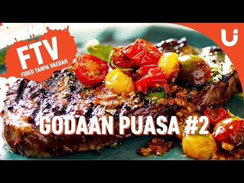 Godaan Puasa #2 - Fideo Tanpa Vaedah