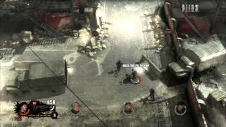 The Expendables 2 Videogame PC Gameplay on R6850 [HD]