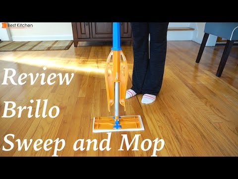 Brillo Sweep and Mop Review
