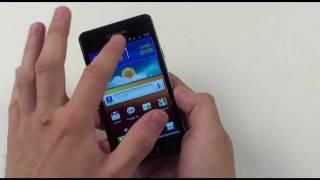 видео Обзор Samsung Galaxy S II