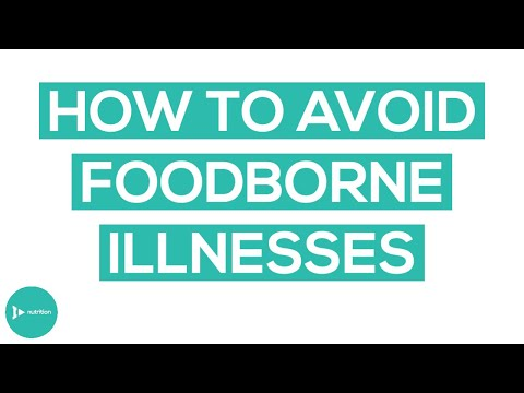 Food Safety Tips | How To Avoid Foodborne Illnesses | IntroWellness