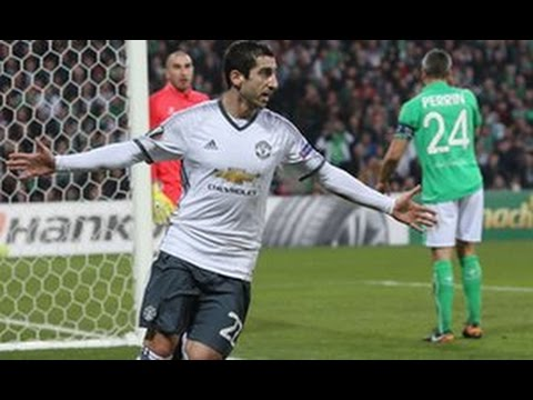 Download St Etienne vs Manchester United HD 22/02/17 Full Highlights