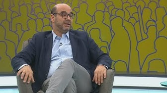 """Fernando Atria: """"Surgen varias de las patologías que son consecuencia de la actual Constitución"""""""