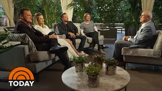 See Full Interview With 'Once Upon A Time In Hollywood' Cast On TODAY | TODAY