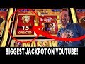 MASSIVE JACKPOT! ★ MY BIGGEST HANDPAY BUFFALO GOLD  Slot ...