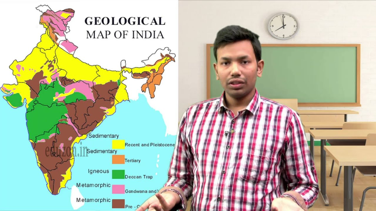 What is Deccan Plateau ? - YouTube Deccan Plateau On Map on