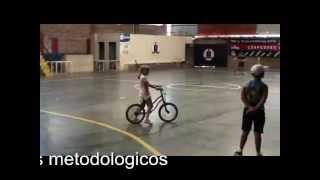 Proyecto Deportivo Especial Despertar - Bicicletas   Pasos Metodológicos Abril 2011
