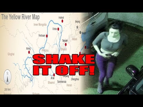 Girl Makes Yellow River, Not In China