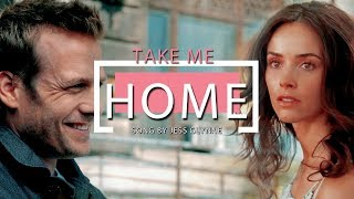 Take me home || Carol (Abigail Spencer) + Julian (Gabriel Macht) (Original characters)