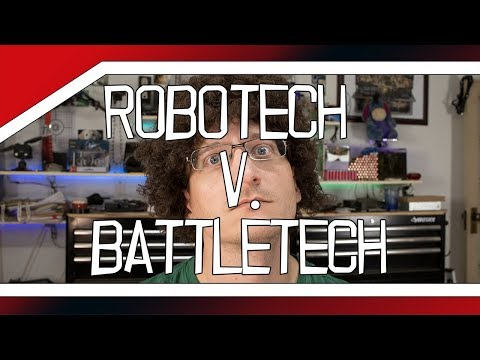 Robotech sues Battletech over Mech designs